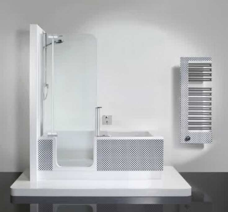 Appliances: Modern Shower And Tub Unit In One - http://homeypic.com/modern-shower-and-tub-unit-in-one-2/