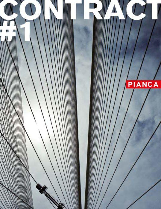 Catalogo CONTRACT| CONTRACT catalogue | PIANCA | www.pianca.com