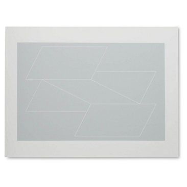 Check out this item at One Kings Lane! Josef Albers, Portfolio 1, Folder 12B