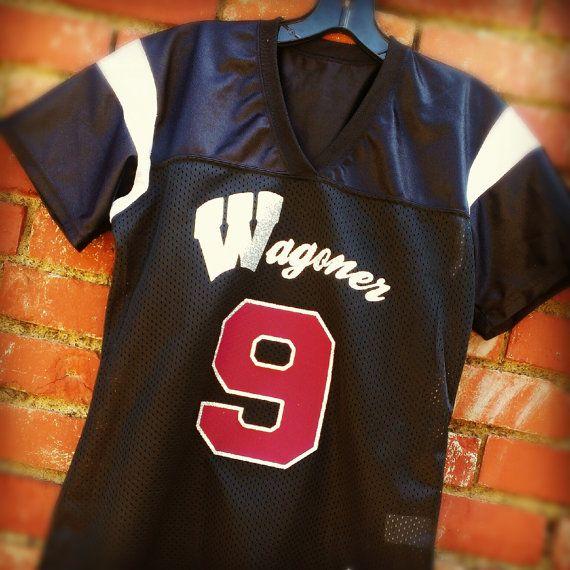 football jersey custom mom jersey replica by Rocknmamadesigns, $30.00
