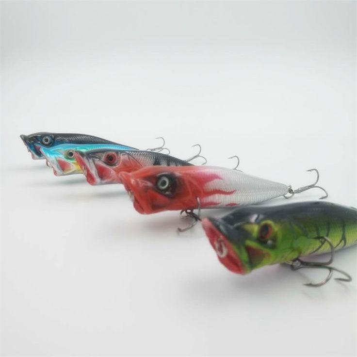 $1.09 (Buy here: https://alitems.com/g/1e8d114494ebda23ff8b16525dc3e8/?i=5&ulp=https%3A%2F%2Fwww.aliexpress.com%2Fitem%2FFishing-Topwater-Floating-Popper-Poper-Lure-Hooks-Crank-Baits-Tackle-Tool-9-5cm-12g%2F32759845697.html ) Fishing Topwater Floating Popper Poper Lure Hooks Crank Baits Tackle Tool 9.5cm 12g for just $1.09