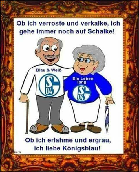 Schalke 04 Bilder Lustig