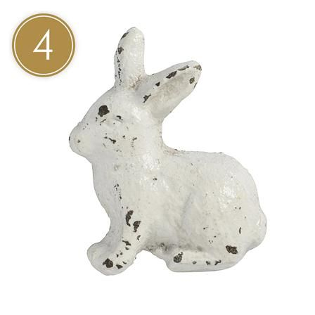 Cute rabbit knobs