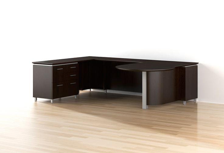 corporate office desk. Executive Black Wood P Top Desk Is A Perfect Transitional For Corporate Offices Offered In Office