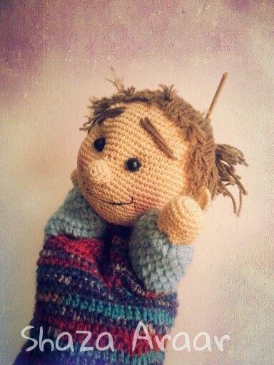 Soso ...doll crochet ...