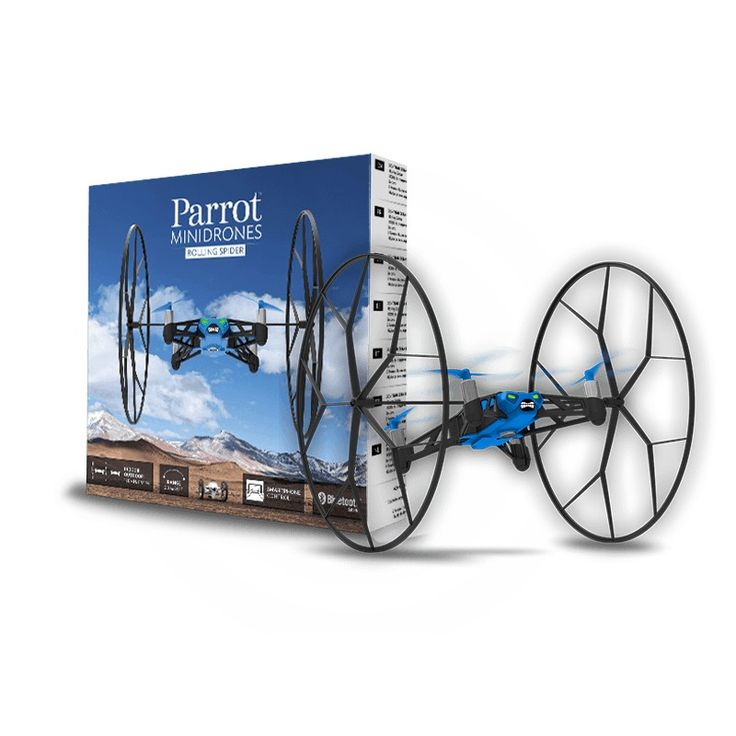 Parrot Rolling Spider - RC Mini Drone