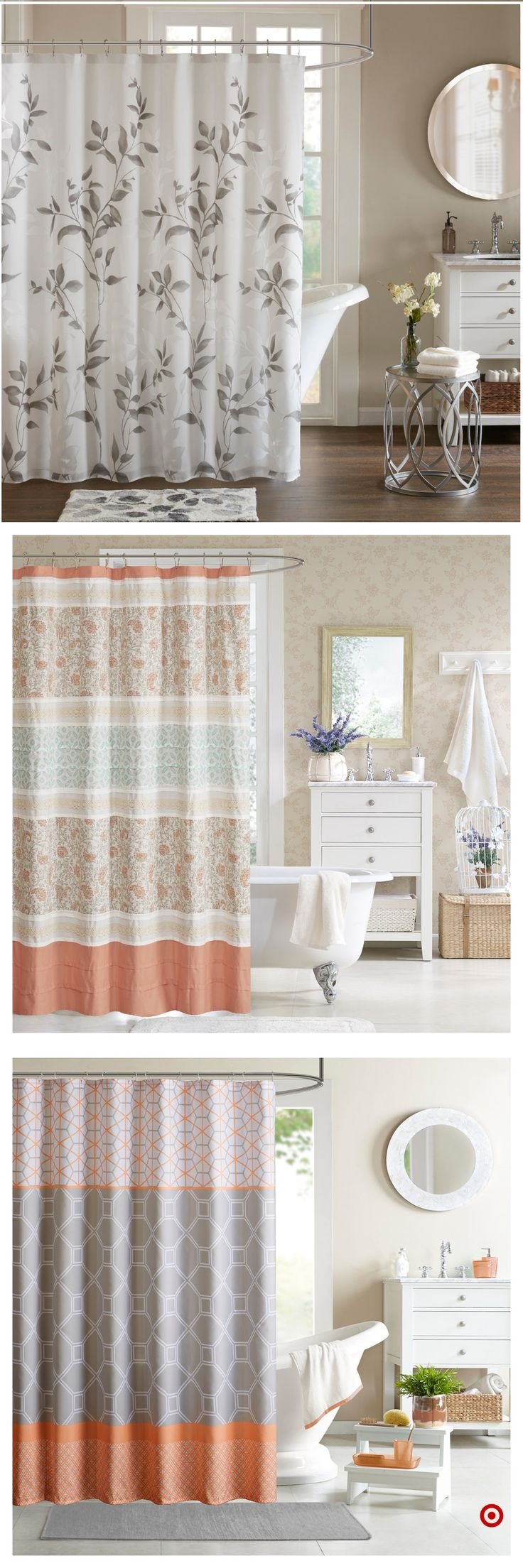Shop Target for shower curtains you will love at great low prices. Free shipping on all orders or free same-day pick-up in store.