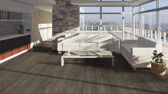 LOGOCLIC AQUA SPLASH ist ein hochwertiger Designboden für alle - wasserfestes laminat küche