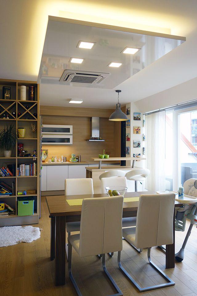 Návšteva po roku: byt pre mladých Strahovákov | Living Styles