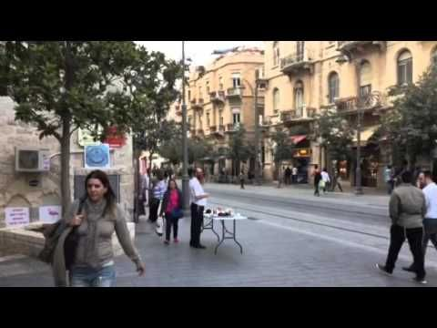 BREAKING: Israeli Female Soldier and 4 Others Stabbed In Tel Aviv - Published on Oct 8, 2015  An Israeli female soldier was stabbed in Tel Aviv by a Muslim Terrorist and the suspect was then shot dead http://www.paulbegleyprophecy.com also http://www.israelnationalnews.com/New...