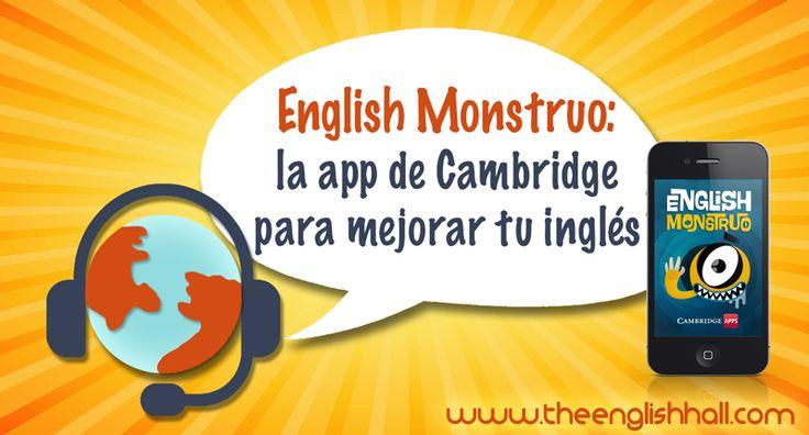 English Monstruo: descubre esta app gratuita de Cambridge y mejora tu inglés en base a los errores más recurrentes. ¡Estudiar inglés nunca fue tan adictivo!