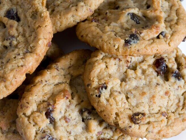 Recipe For Raisin Oatmeal Cookies Using Cake Mix