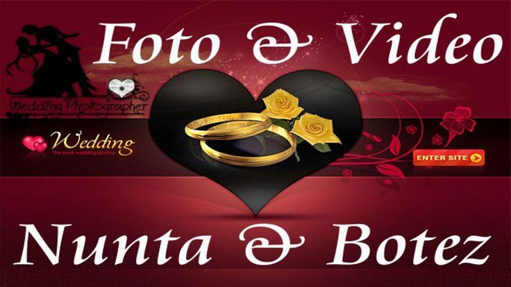 Foto Video pentru NUNTA (Clik pe imagine)…