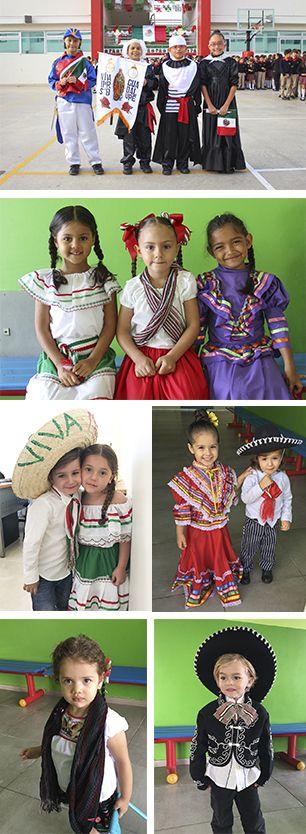 Disfraces - Independencia de México