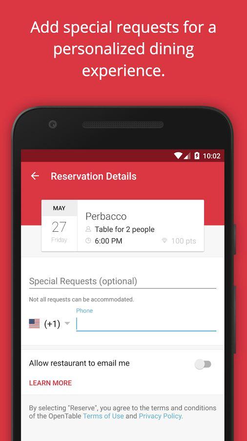 OpenTable: Restaurants Near Me- screenshot