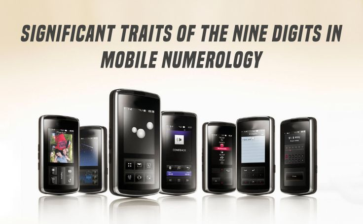 Every number in the world of numerology has significance and associated character trait. The sum total of your mobile number defines the kind of nature you will have and fortune it will eventually bring about.