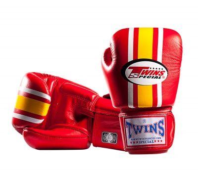 Rękawice bokserskie Twins FBGV-3 14oz red