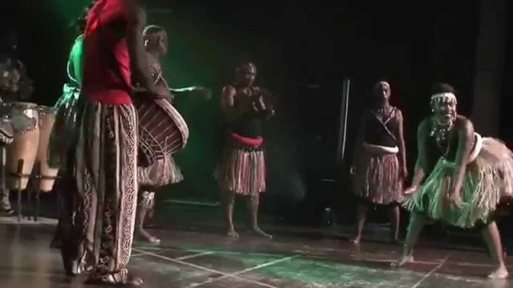 Afrikaanse dans bij DJEMBE - AGOGO