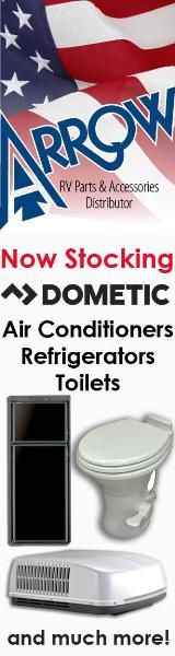 Arrow Distributing now carries Dometic products