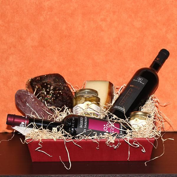 Maidopis, cesti regalo con prodotti tipici sardi - SardinianStore. Prodotti Tipici Sardi