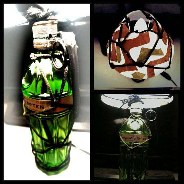 #tanquery Egin #light #decoration #handmade #grenade