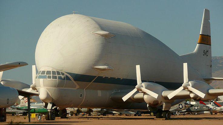 Nasa N940 Super Guppy Cargo Aircraft Airplane Military