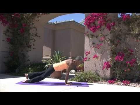 yoga with janice lennard  beginner's poses 2  youtube