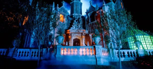 There is a rumor as old as the Haunted Mansion that a guest died of a heart attack while riding the popular Disneyland ride. It is completely fiction, no one has ever died on this one or any other ride at a Disney theme park.
