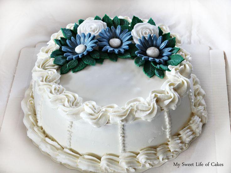 Flower cake :)