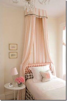 pink!!! Little girls room!