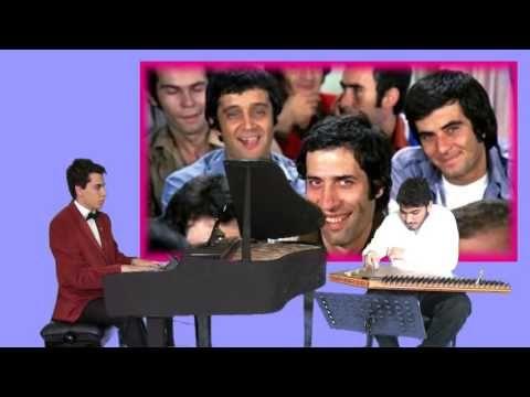 ENSTRUMANTAL PİYANO Fon Müzik Halk Sanat Pop Şarkı Türkü Melodik Karaoke