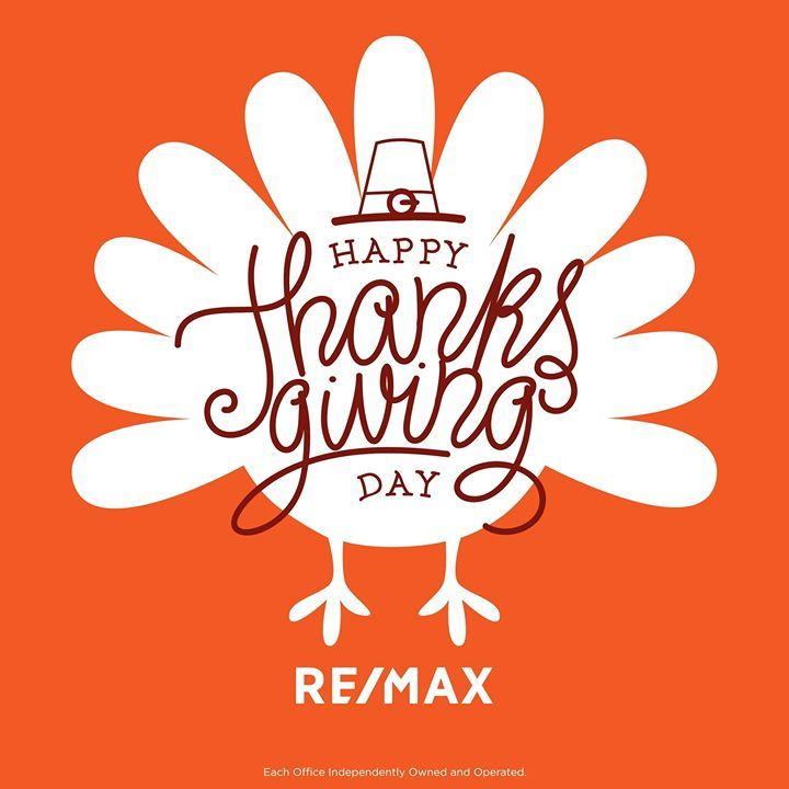 Happy Thanksgiving Remax Happy Real Estate Ads