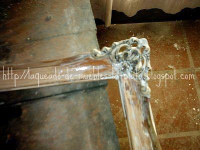 M s de 25 ideas incre bles sobre molduras de madera en - Reparar muebles antiguos ...