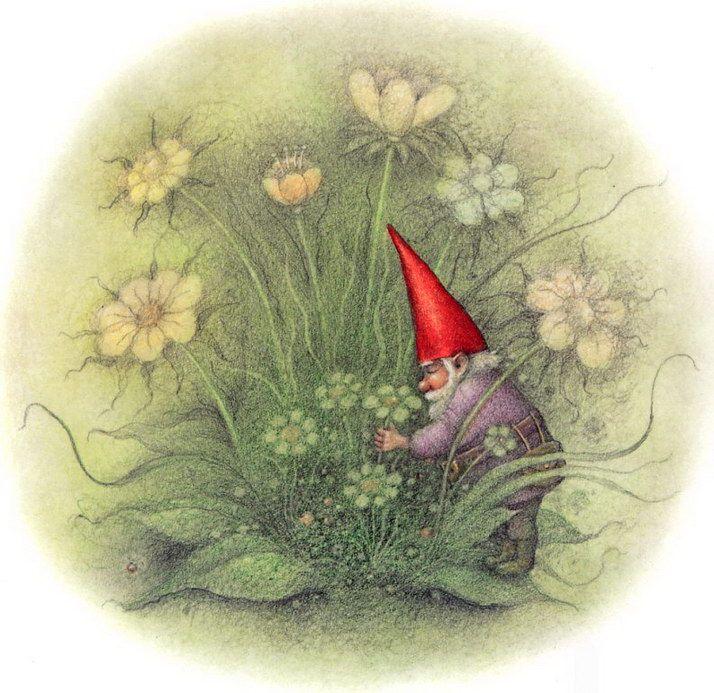 Garden Variety Gnome