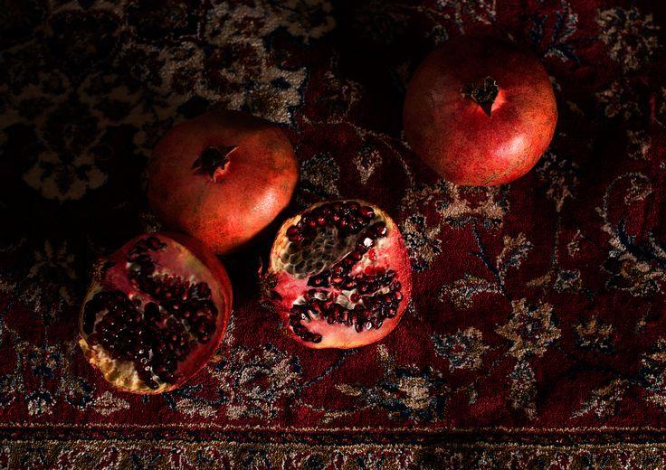 #pomegranate #fashion #stilllife