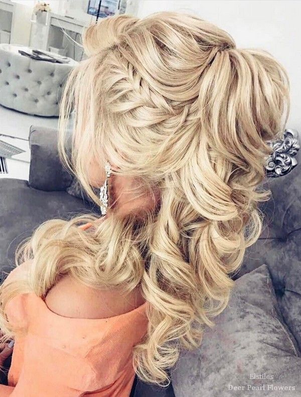 Phenomenal 25 Best Ideas About Formal Hairstyles On Pinterest Easy Formal Hairstyles For Women Draintrainus