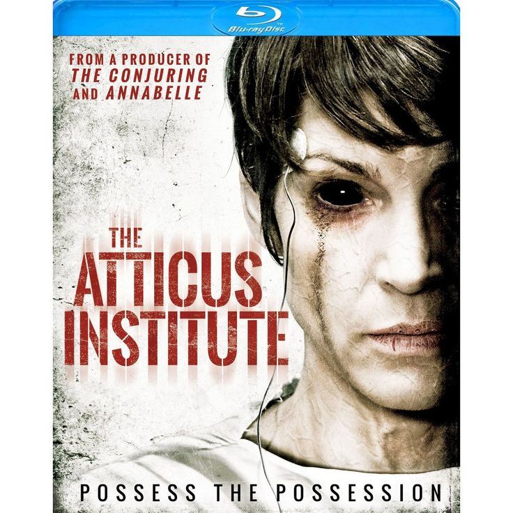 The Atticus Institute [Blu-ray]