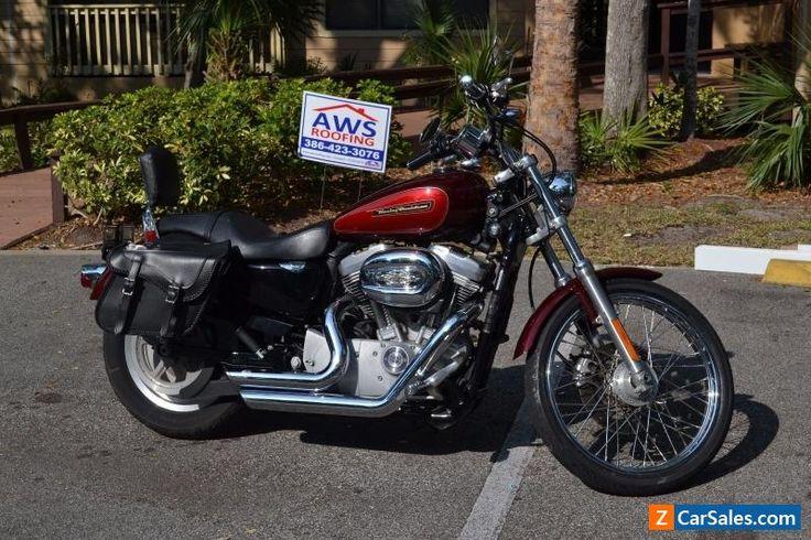 2008 Harley-Davidson Sportster #harleydavidson #sportster #forsale #canada