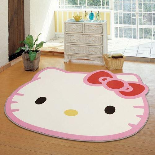 Hello Kitty Area Rug X