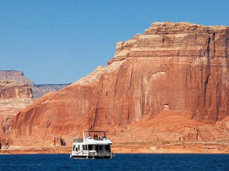 8 Awesome Houseboat Rentals Across the U.S. : Condé Nast Traveler