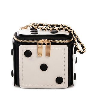 Roll The Dice Crossbody Bag