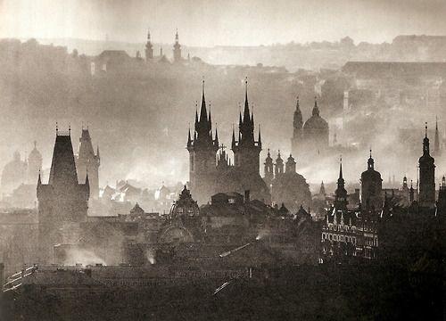 Prague by Great Karel Plicka