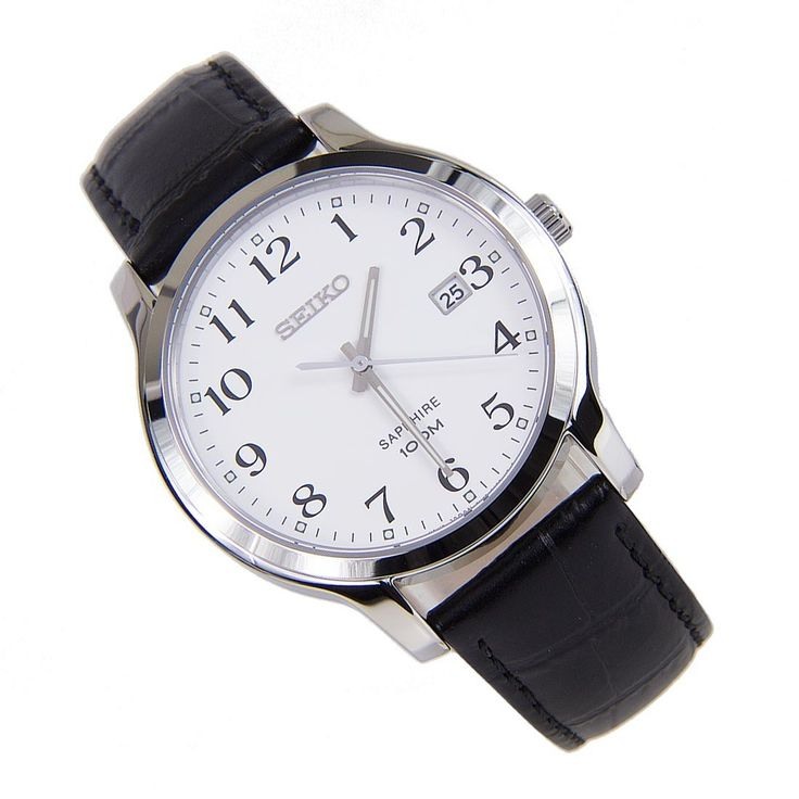 Sports Watch Store - SGEH69P1 SGEH69P Seiko Analog Numeral Markers Silver Tone Lumious Hands Male Dress Watch, $101.00 (https://www.sports-watch-store.com/sgeh69p1-sgeh69p-seiko-analog-numeral-markers-silver-tone-lumious-hands-male-dress-watch/)