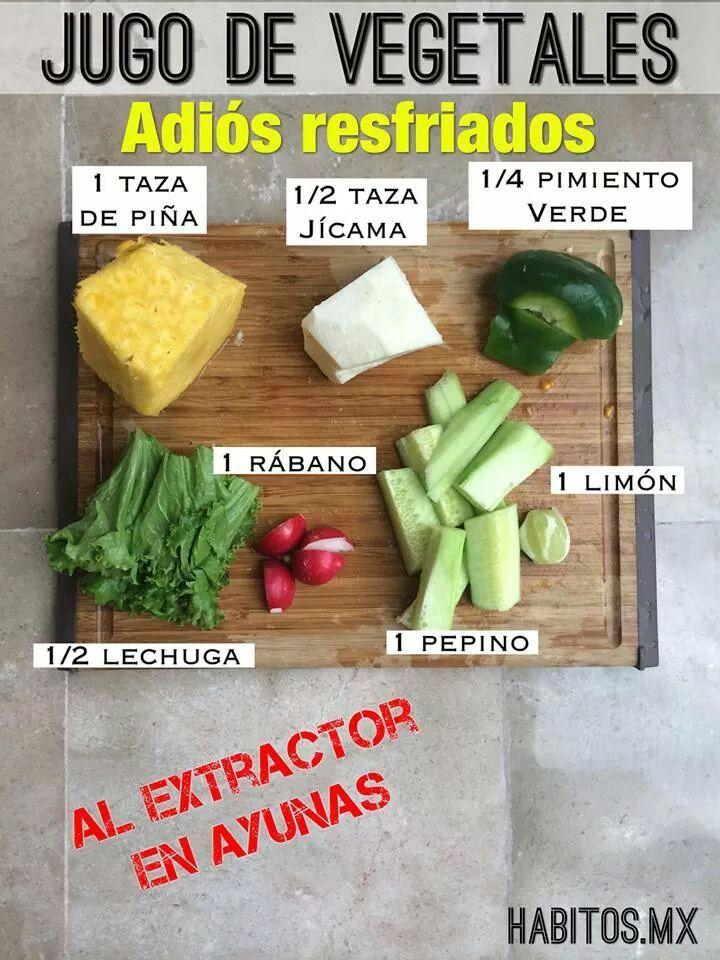 Para prevenir refriados www.habitos.mx
