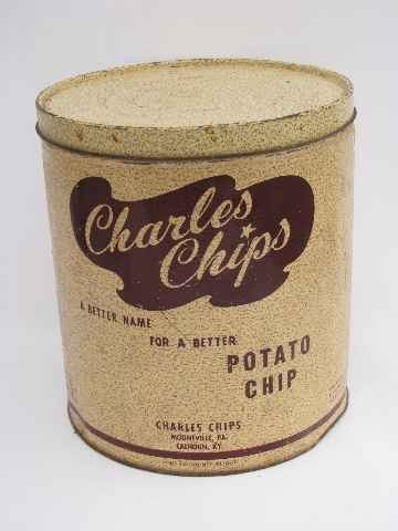 The Charlie Chip Man!
