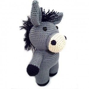 73 best images about Donkeys to Crochet on Pinterest ...