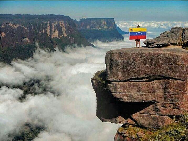 TEPUYS EDO. BOLIVAR VENEZUELA  AMERCIA SUR