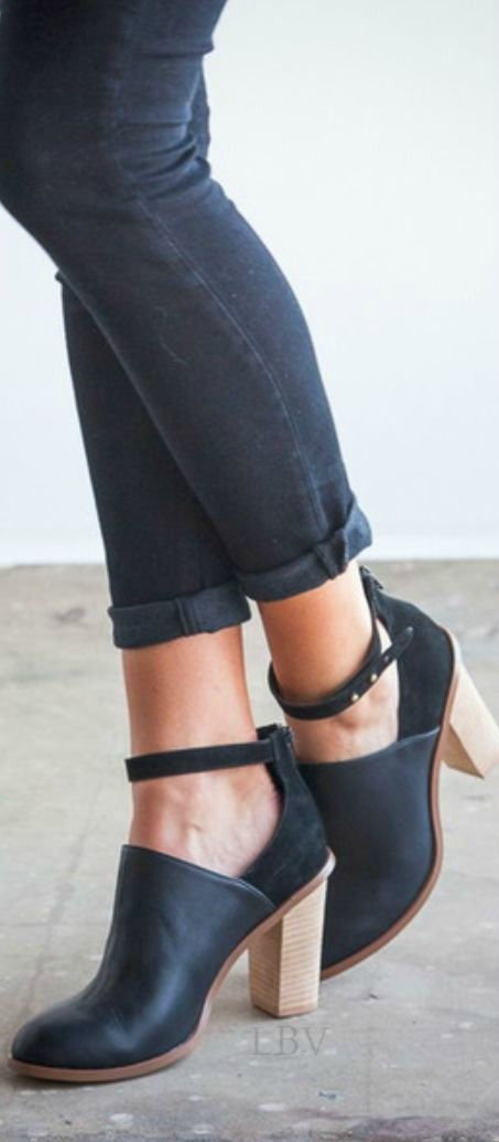 Booty Fall Trend/Style: Boot Hybrid   LBV ♥✤
