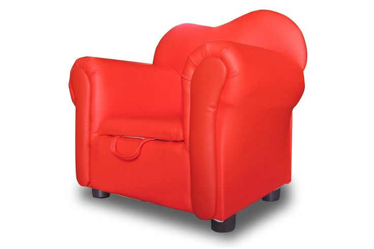 Tigris Wholesale Kids' Red Chair with Storage - Availability: in stock - Price: £44.99 http://chillax4u.com/products/tigris-wholesale-kids-red-chair-with-storage