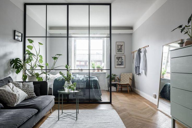 Smart disponerad lägenhet som är lätt att tycka om. Ljusterögatan 5 - Bjurfors